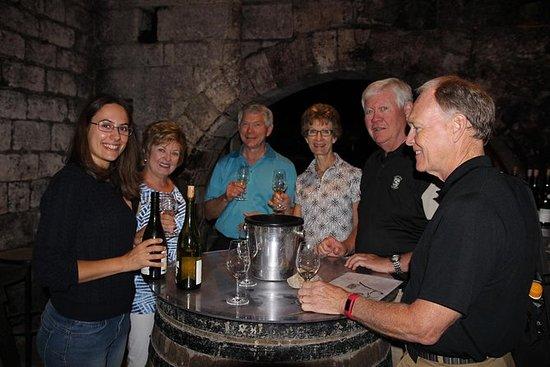 Chablis og vingårder i...