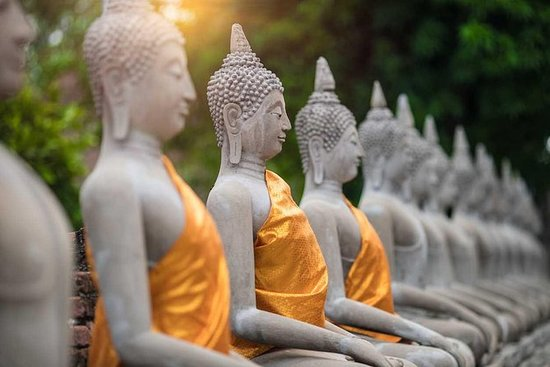 Ayutthaya Temples Tour By Road vanuit ...
