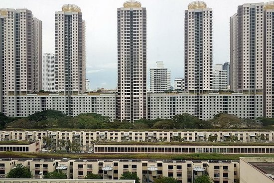 In HDB Heartlands - Toa Payoh