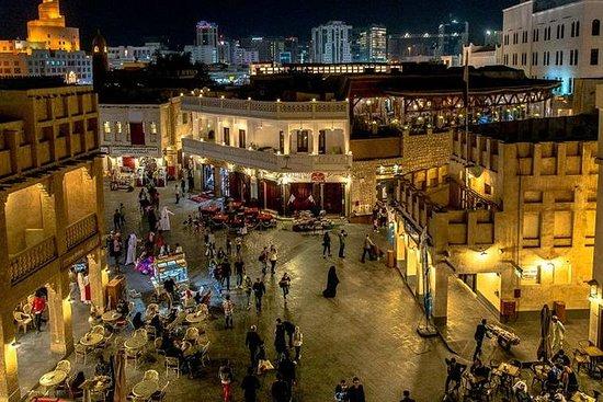 卡塔尔的遗产市场之旅和Souq Waqif之旅