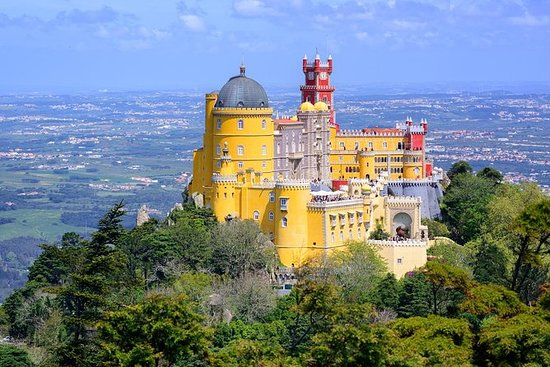 PRIVATE TOUR ATLÂNTICO - SINTRA...