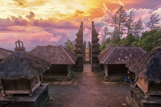 Cetho Temple, Sukuh Temple and Solo...