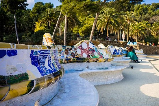 Park Güell: tour privato skip-the-line