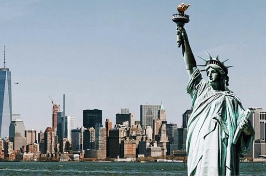 Estatua de la libertad y visita...