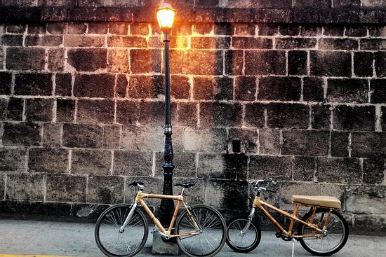 Intramuros Sunset-Touren von Bambike