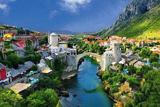 Mostar guidet tur og søte herligheter