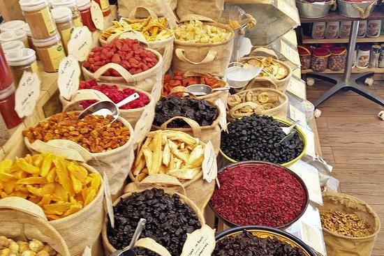 Visite dégustation au marché de...