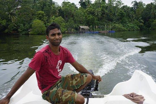 Safari do Barco Madu River