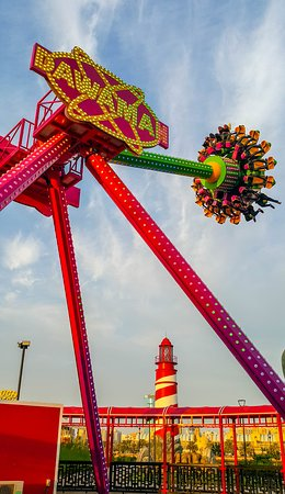 The Dragon Discovery at Island of Legends amusement park