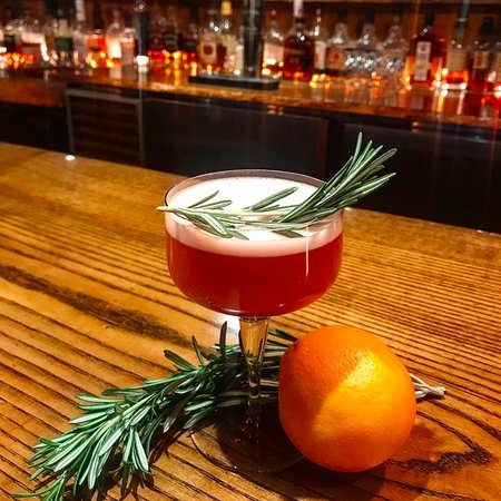 Ashwood Bourbon Bar