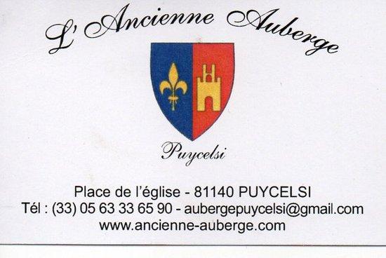 Puycelci, France: le blason