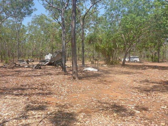Mandorah, Australia: Scattered over a Large Area