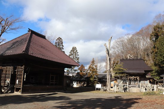 ‪Ushioshin Shrine‬
