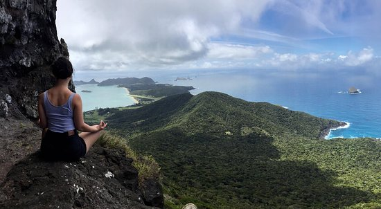 Lord Howe Island Yoga