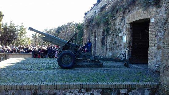 Cannone del Gianicolo