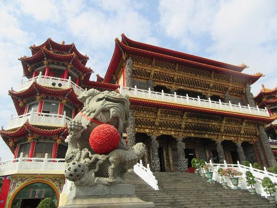 Longcheng Temple Wujia Temple