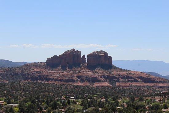 סדונה, אריזונה: view from cathedral rock