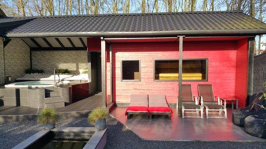 Sauna Ishidoro