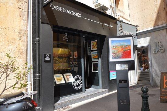 Carre d'Artistes Aix-en-Provence