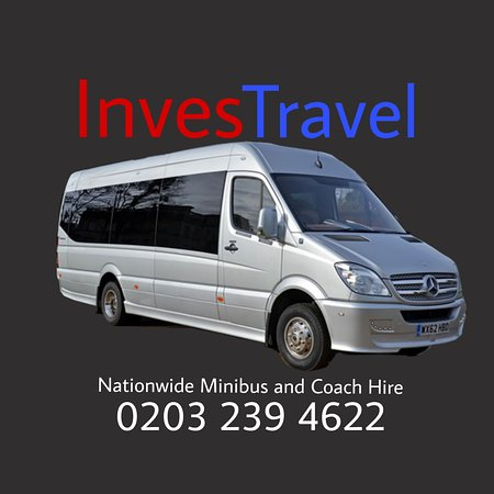 Investravel National Minibus & Coach Hire