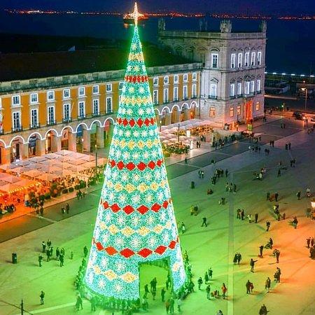 ❤ #Arvore Natal Lisboa Unimoriarty Tours I #sightseeing tours de #Turismo  In, Events, I Visitar Portugal I Reservas  Av. Veiga e Cunha, nº 10 Piso 0 Escrt. 4  2605-067 Belas   PORTUGAL unimoriarty@unimoriarty.pt Tel. : +351 210 486 162   TM: +351 961 935 515