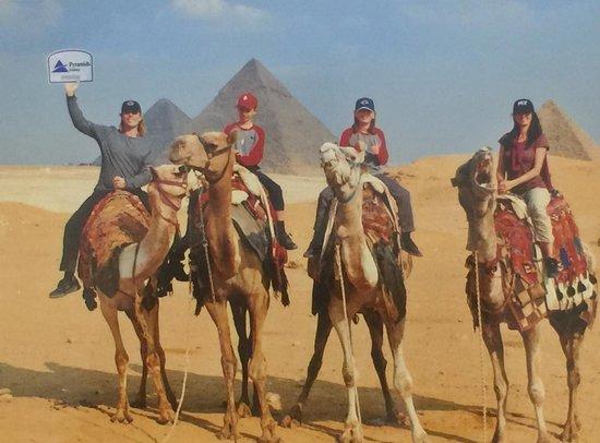 Pyramids Journey