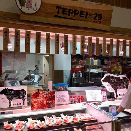 沖繩美食市場🦑🐖 🐟 🍣🍦🐂🥂