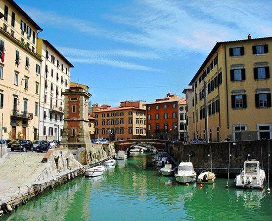 Venezia Nuova: אזור מבותר בתעלות