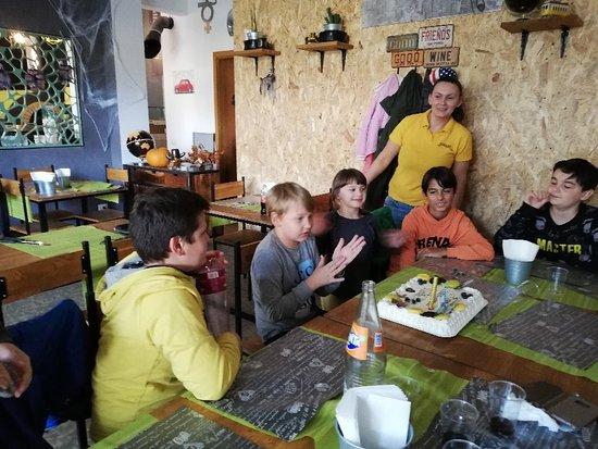 Gambettola, Italy: Pizzeria Garage 51