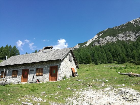 Parco Regionale delle Dolomiti Friulane : Casera Bregolina Grande (trekking)