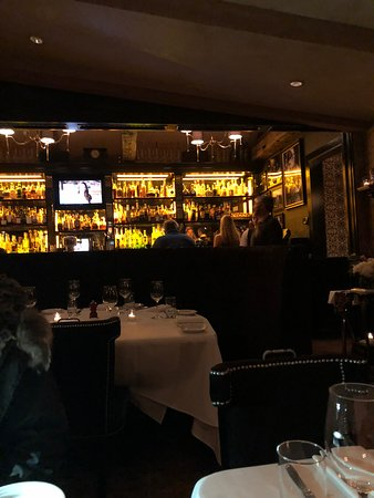 Steak House No 316 : Bar area