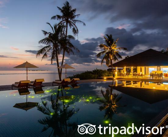 The Pool at the Noku Maldives