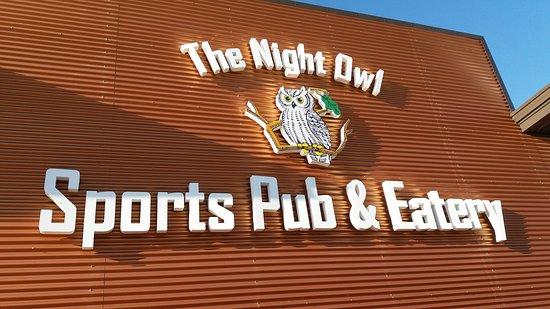 The Night Owl Food & Spirits