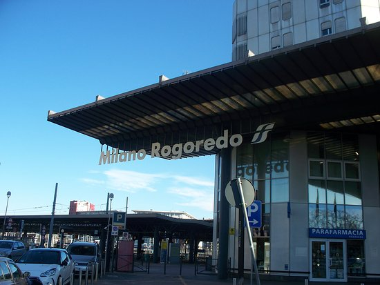 Stazione di Milano Rogoredo