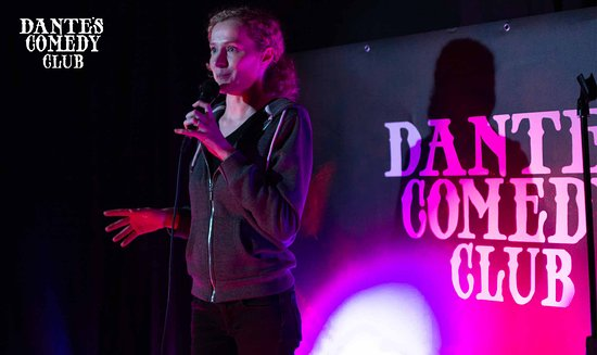 Dante's Comedy Club