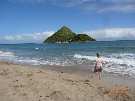 Levera National Park, Grenada: Levera Beach