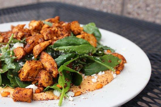 Phu My, Vietnam: Food in Dolphin Restaurant