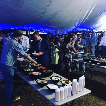 Wedding Catering: 250 people