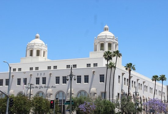 Los Angeles Terminal Annex Post Office