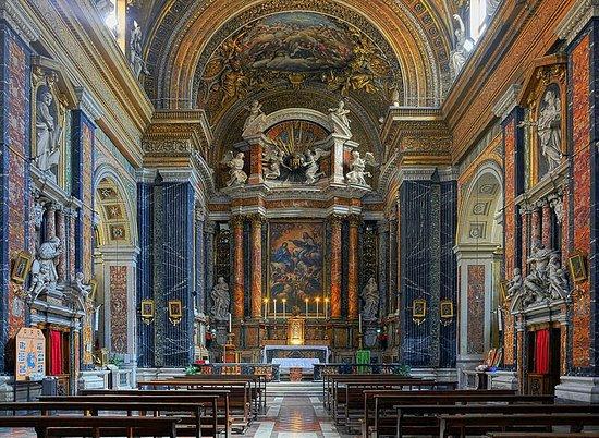 Chiesa di Gesu e Maria
