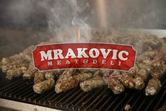 A Traditional Serbian Deli Restaurant And That Is A Good Thing Review Of Mrakovic Meat And Deli Toronto Ontario Tripadvisor
