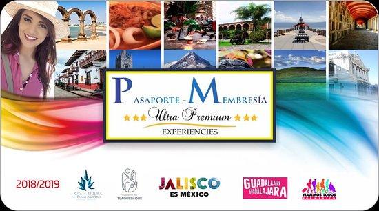 Club Turístico Pasaporte-Membresia Ultra Premium Experiencies