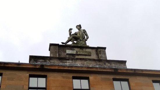 Alexander Stoddart Statue