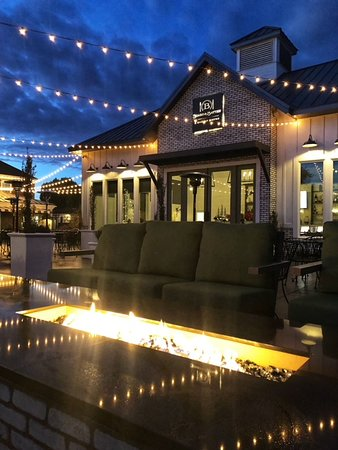 2 beautiful fire pit areas--great for date night or catching up with friends!