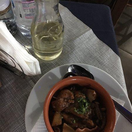 Cenetta tradizionale e di buon gusto
