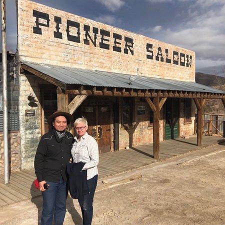 pioneer saloon ghost town cafe goodsprings. Black Bedroom Furniture Sets. Home Design Ideas