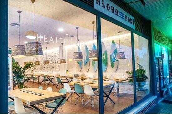 Aloha Poke Majadahonda Menu Precios Y Restaurante Opiniones