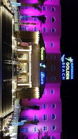 Stunning hotel.