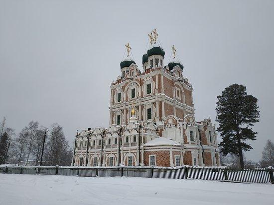 Solvychegodsk, Rusia: Вид на храм