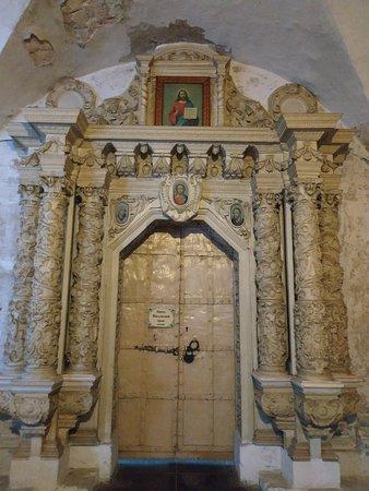 Solvychegodsk, Rusia: Врата в летний храм
